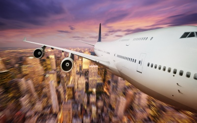 عکس های زیبا از هواپیماهای مسافربری